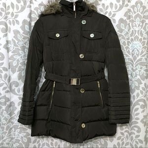 Michael Kors Women's Winter Puffer Coat